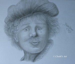 Durch eine Twitter-Challenge entstand der französische Rembrandt