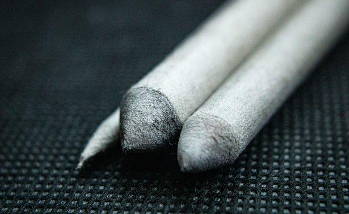 Verwischstifte sind ideal für Bleistift u. Buntstifte