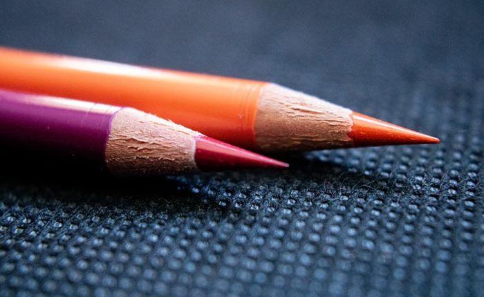 Die Layeringmethode benötigt mindestens zwei Stifte.